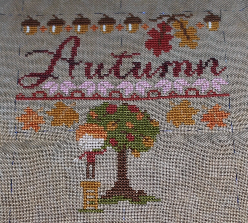Autumn Harvest Festival - Progress - November 22, 2014